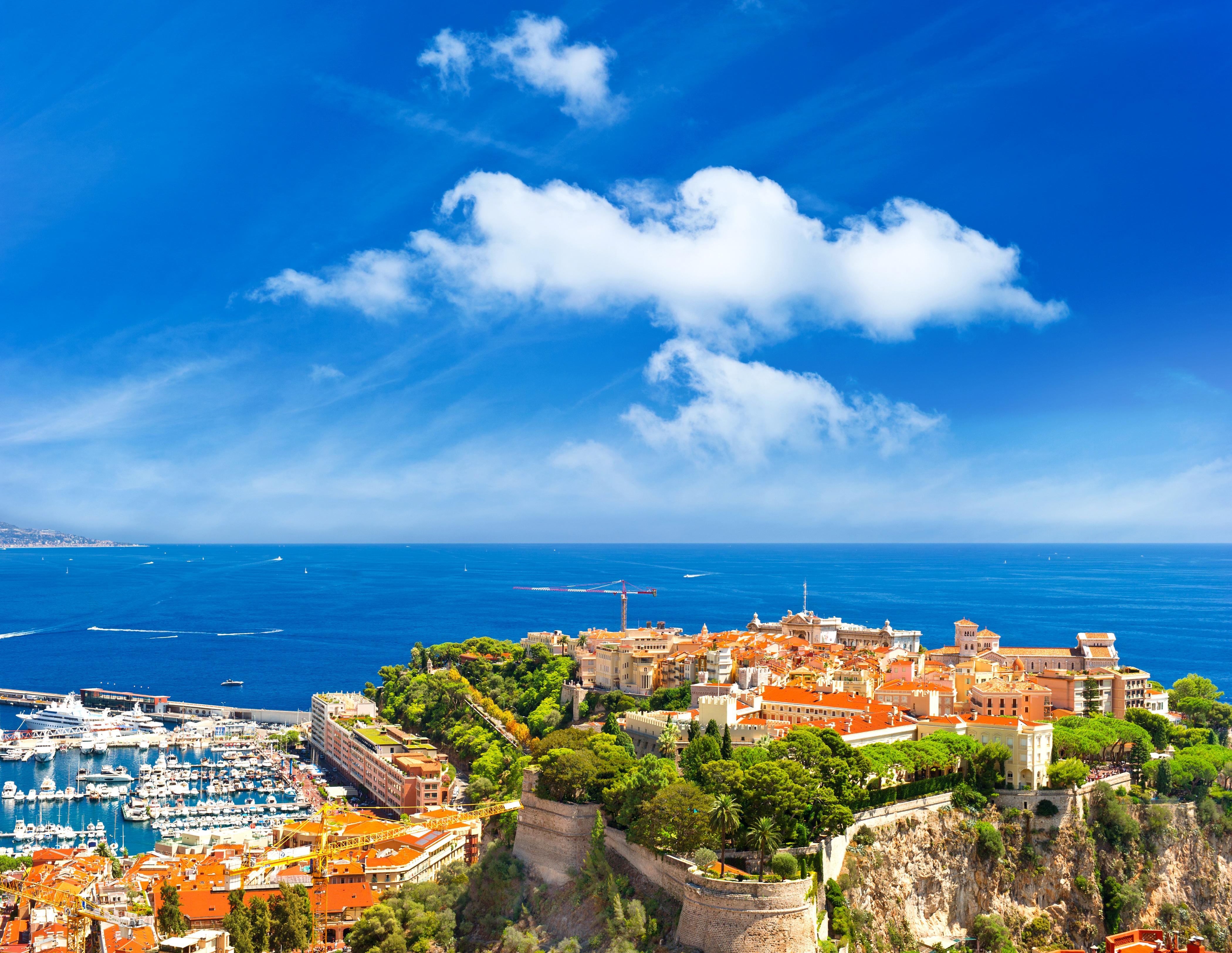 Монако 5 экскурсий уже в цене тура!