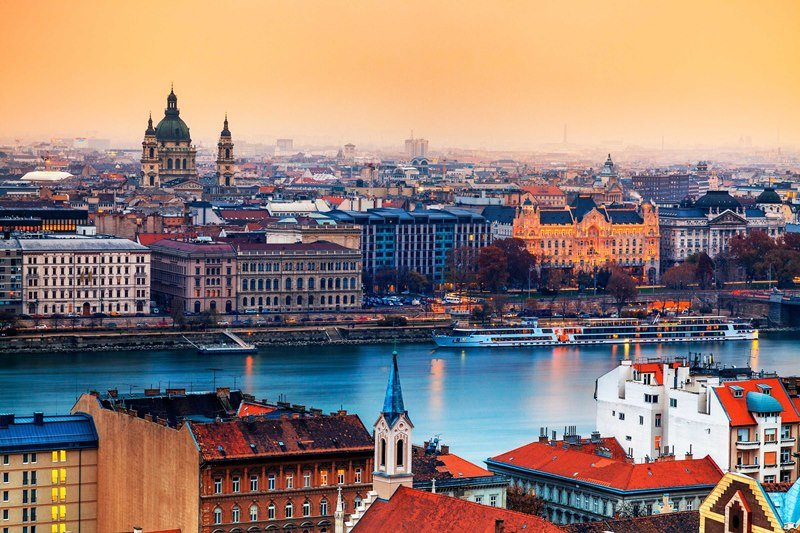 Австрия Краков,Прага, Вена, Будапешт