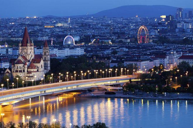 Австрия. Экскурсия в Кракове, Праге, Вене и Будапеште уже в цене!
